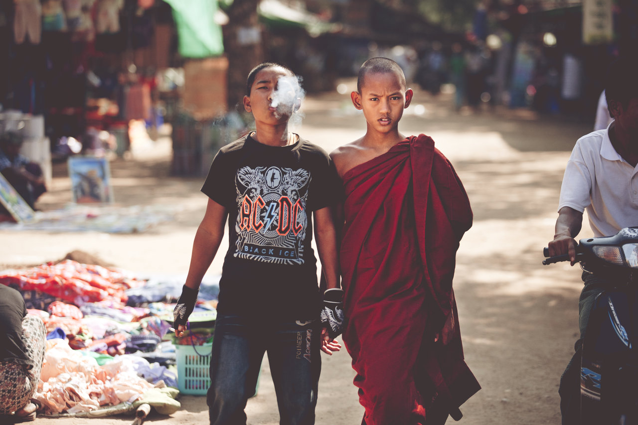 23. A Monk and his Brother
