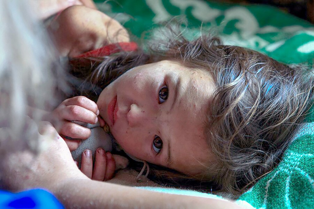 6. Girl who survived 11 days on a Siberian forest